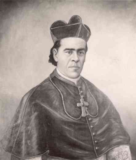 Photograph of Portrait of Bishop Crinnon