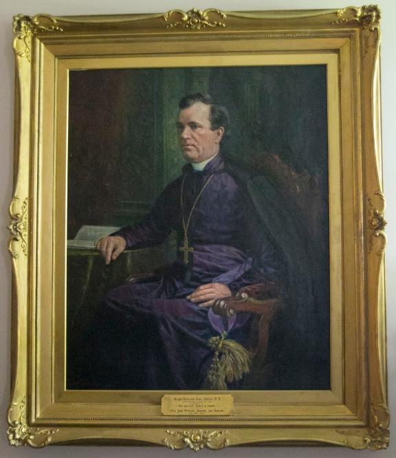 Bishop Farrell