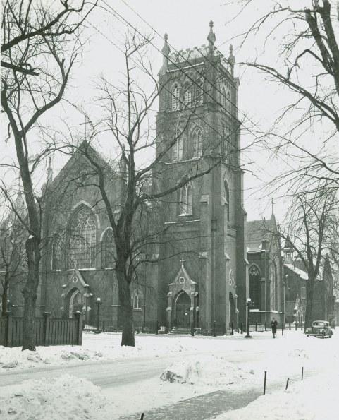 St. Mary, Hamilton