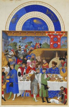 Très Riches Heures of duc de Berry, Image Credit: R.M.N. Photographic Agency