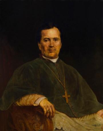 1 -Bishop John Farrell