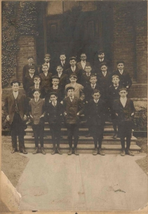 Photograph maintained in the Diocese of Hamilton Archive, 1910, (DHA.001.192)